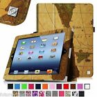 Magnet Leather Smart Case Cover for  iPad 3 iPad 2 iPad 4 with Retina Display