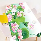 3D Lotus 4980 Tablecloth Table Cover Cloth Birthday Party Event AJ WALLPAPER AU