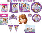 Kindergeburtstag Geburtstag Party Fete Motto Disney Sofia the First