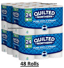 Quilted Northern Ultra Soft and Strong Bath Tissue 48 OR 96