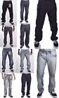 Ecko Unltd. Mens Classic Straight Fit Denim Jeans Choose Size and Color