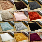 SMALL - LARGE SUPER SOFT LUXURY 8.5cm LONG PILE COLOURFUL SHAGGY POLAR RUG PL95