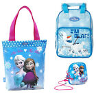 Frozen Children's Backpack ,  Shoulder Bag, Small Drawstring Bolsito School Bag