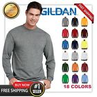 NEW MANS GILDAN LONG Sleeves BLANK t shirt Heavy Cotton Adult casual Tee G5400  image