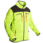 PROTOS Inuit Jacke neon yellow melange Pfanner Outdoor Freizeit Wandern Fleece