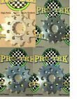 Protek Front Sprocket 520 Pitch 1987 1988 1989 1990 1991 Ninja 500 EX500R 13-17T $22.32 USD