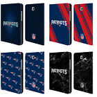 NFL 2017/18 NEW ENGLAND PATRIOTS LEATHER BOOK CASE FOR SAMSUNG GALAXY TABLETS
