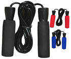 Jump Rope Speed Skipping Workout Fitness Gym Exercise Jumping Plastic 3XSports