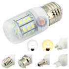 5X 4W 12V 24V LED E12 E14 E26 E27 B22 G9 GU10 27-5730 SMD WARM WHITE LIGHT BULB