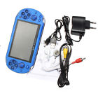 8-64GB 4.3'' PSP 2000 Games Handheld Video Game Console Player MP5 Toys+Charger