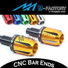 TB5 Anodized Billet Bar Ends Fit Honda CBR1000RR / ABS 10-15 10 11 12 13 14 15