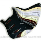 NEW - Pickguard for Fender  Stratocaster  Strat  USA MIM Standard SSS 11-Hole