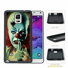 Scary Clown 2 - Galaxy Note 2 3 4 5 Case Cover