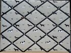 Sophie Allport Woof (Dogs) - Large Fabric Notice Board/Memo Board