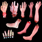 Halloween Bloody Hand Haunted House Horror Props Party Club Scary Decoration