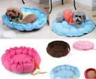 Popular Pet Dog Warm Bed Kennel Mat Soft House Plush Cozy Nest Puppy Pad House