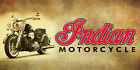 Indian Motorcycle Vintage Advertising Poster Transportation Reproduction