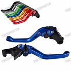 CNC 3D Brake Clutch Levers for Triumph Daytona 600/650/955i,Sprint ST/RS/GT $26.3 USD on eBay