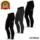 Men's Compression Base Layer Tights Pants New Fitness Trousers Long Leggings Gym