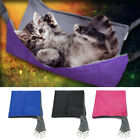 Waterproof Cat Hammock Bed Pet Dog Hanging Cage Comfortable Shelf Seat for Kitty