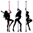 AW® Portable Dance Pole Kits DJ Club Party Dancing Gym Fitness Exercise Sport image