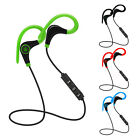 Sport Wireless Bluetooth Headset Stereo Headphone Earphone For iPhone LG Samsung