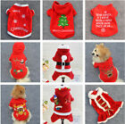 Внешний вид - New Pet Warm Dog Cat Jacket Coat Puppy Clothes Winter Sweater Christmas Apparel