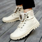 Men's Winter Fashion Martin Boots Cotton Boots Outdoor High-top Boots