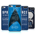 OFFICIAL STAR TREK SHIPS OF THE LINE HARD BACK CASE FOR APPLE iPOD TOUCH MP3