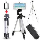 Pro Stretchable Camera Tripod Stand Mount Holder for iPhone Samsung Cannon DSLR