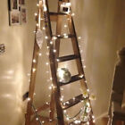 mini string lights - 100LEDs Battery Operated Mini LED Copper Wire String Fairy Lights 10M Warm White