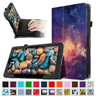"""Folio PU Leather Case Stand Cover for RCA Galileo Pro 11.5"""" ( RCT6513W87DKC )"""