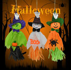 New Halloween Hanging Corn Bran Ghost Shape Cloth Party Home Decor Fancy Dress
