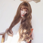 Wavy Synthetic hair Topper Piece Women Hairpiece Toupee topper closure with bang