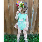Toddler Newborn Baby Girl Dress Romper Headhand Party Tulle Dress Clothing 0-24M