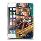 OFFICIAL LONELY DOG ADVENTURE SOFT GEL CASE FOR APPLE iPHONE PHONES