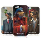 OFFICIAL LONELY DOG PORTRAITS SOFT GEL CASE FOR APPLE iPHONE PHONES