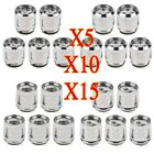 15pcs SMOK TFV8 Baby Coils V8-Q2/M2/X4/T8 for TFV8 (Big) Baby Beast Tank lot