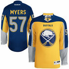 NHL Buffalo Sabres Tyler Myers Premier Hockey Sur Glace Maillot Jersey