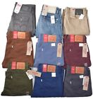 Levis 514 Men's Slim Straight Twill/Denim Jeans Choose Color & Size