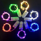 Button Battery LED Twinkle Wedding Chandeliers Waterproof Christmas Lights