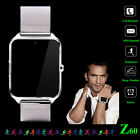 2017 Mens Smart Bluetooth Watch Phone Mate for Android iPhone Z60 GSM SIM US
