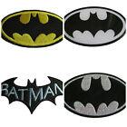 VARIOUS EMBROIDERY CLOTH BATMAN D.C COMICS LOGO IRON SEW ON TSHIRT JEANS CLOTHES