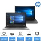 """Hp 250 G6 15.6"""" Laptop, Up To Intel Core I7, Up To 16gb Ram, Optional Hard Drive"""