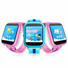 GPS Q100 Touch Screen WIFI Kids Safe Smart Watch Phone Early Learning Education