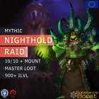 WoW Boost ✯ Mythic Nighthold Raid 10/10 Master Loot ✯All EU Alliance & Horde✯