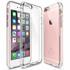 Ultra Thin Slim Gel Skin Cover Case for Apple iPhone 8 / Plus & Tempered Glass