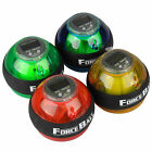 LED Powerball Gyro Wrist Arm Muscle Strengthening Trainer Ball Exercising US