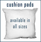 100% White Virgin Hollowfibre Scatter Cushion Pad Insert Filler Inner Pads