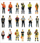 HONG KONG TINY CITY 1/43 FIGURE SET  FS01-FS06 TRAFFIC POLICE STURMABTEILUNG
